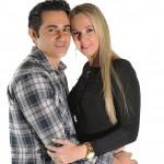 Cleonice e Juarez - Ensaio fotografico em estudio - Casamento Show - Senoide Producoes (2)